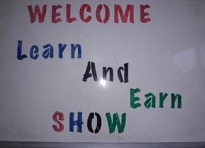 Learn and Earn Show