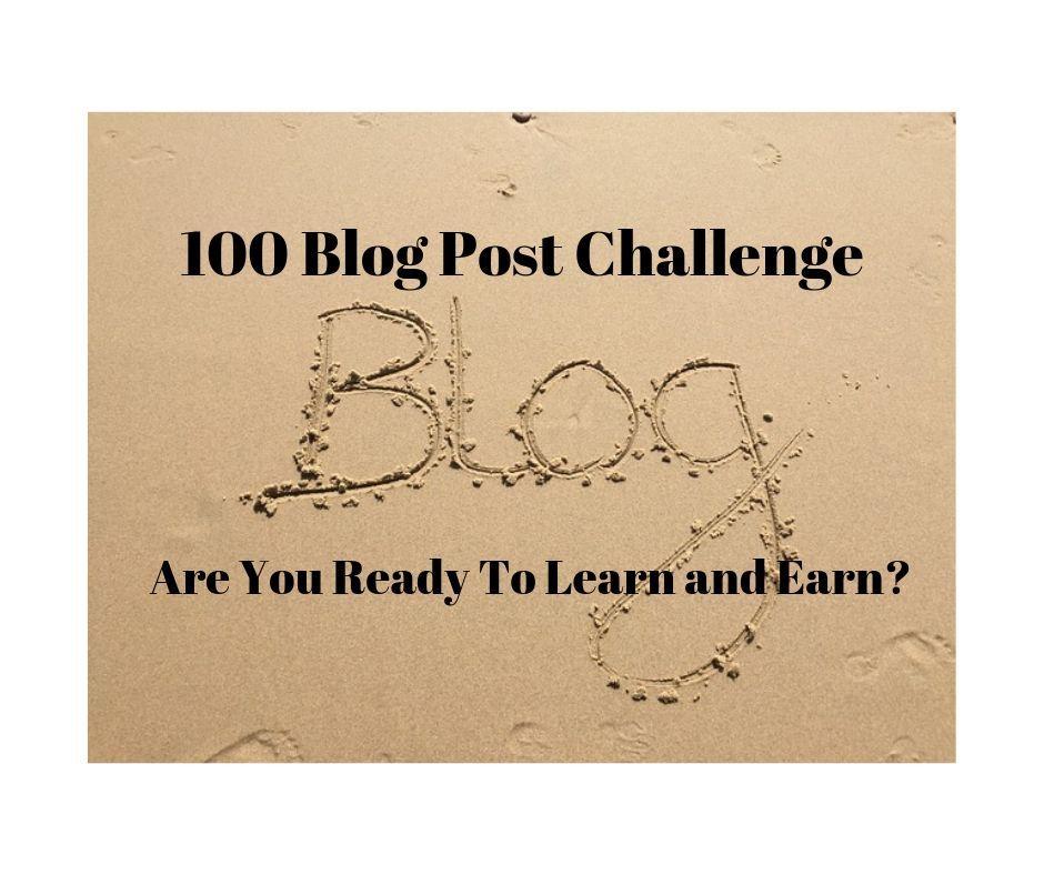 100 Blog Post Challenge
