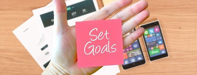 Set Realistic Goals For The 100 Blog Challenge