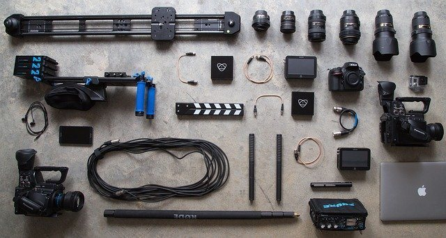 You May Need Some Video Equipment